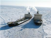 Проводка судов в Баренцевом море.JPG